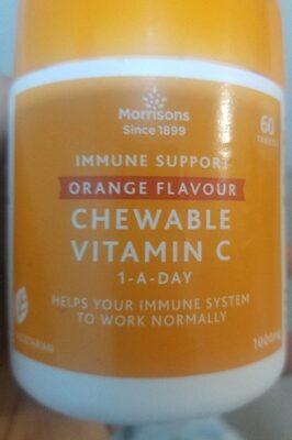 Chewable vitamin c - Prodotto - en
