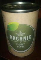 Organic kidney beans - Prodotto - en