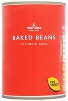 Baked beans Morrison's - Product