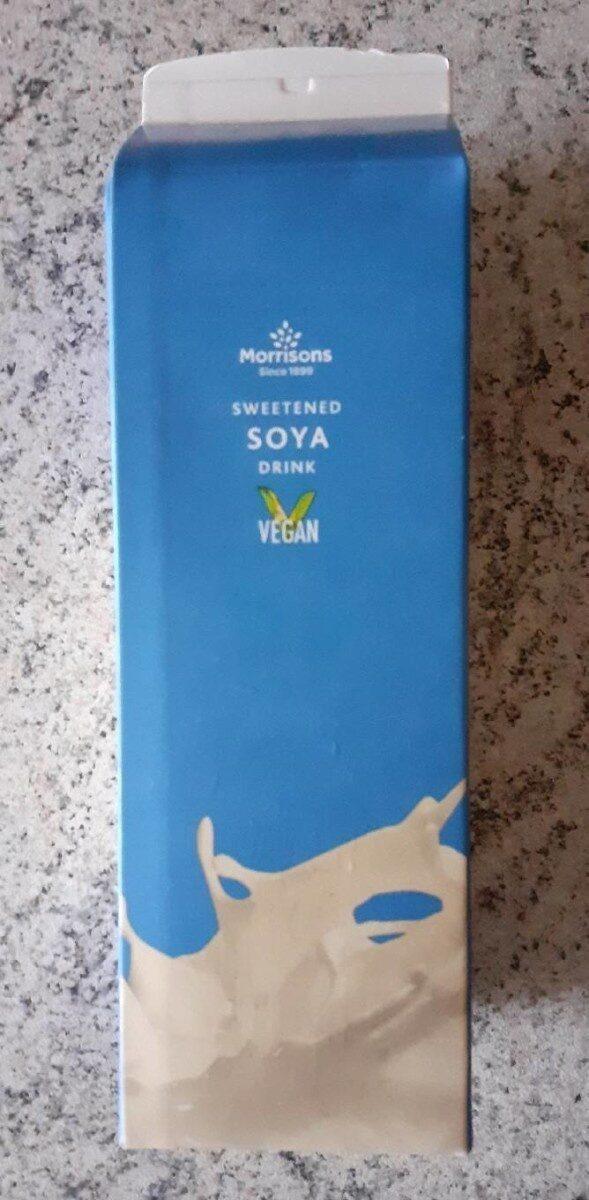 Sweetened soya drink - Prodotto - en