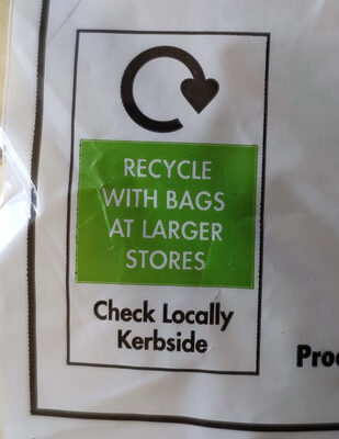 Bananas - Recycling instructions and/or packaging information - en