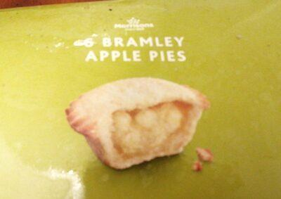 6 Brambley Apple Pies - Product - en