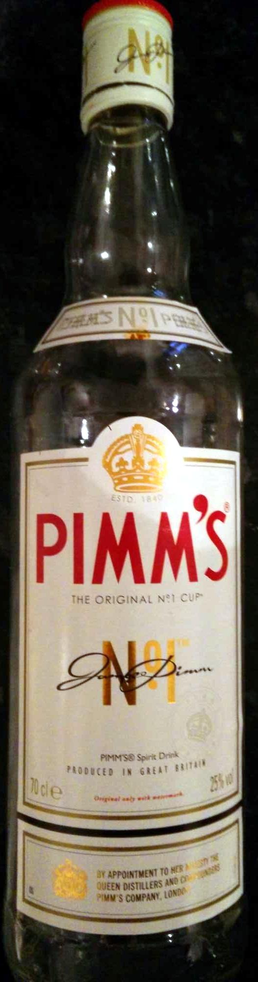 Pimm's - Product - en