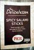 Spicy Salami Sticks - Product