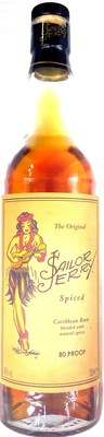 Sailor Jerry Spiced Carribean Rum - Product