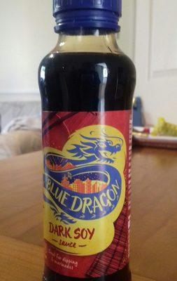 BLUE DRAGON Dark Soy Sause 150ml - Προϊόν - en