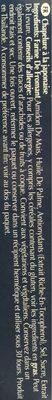 Blue Dragon Panko Breadcrumb Mix - Nutrition facts