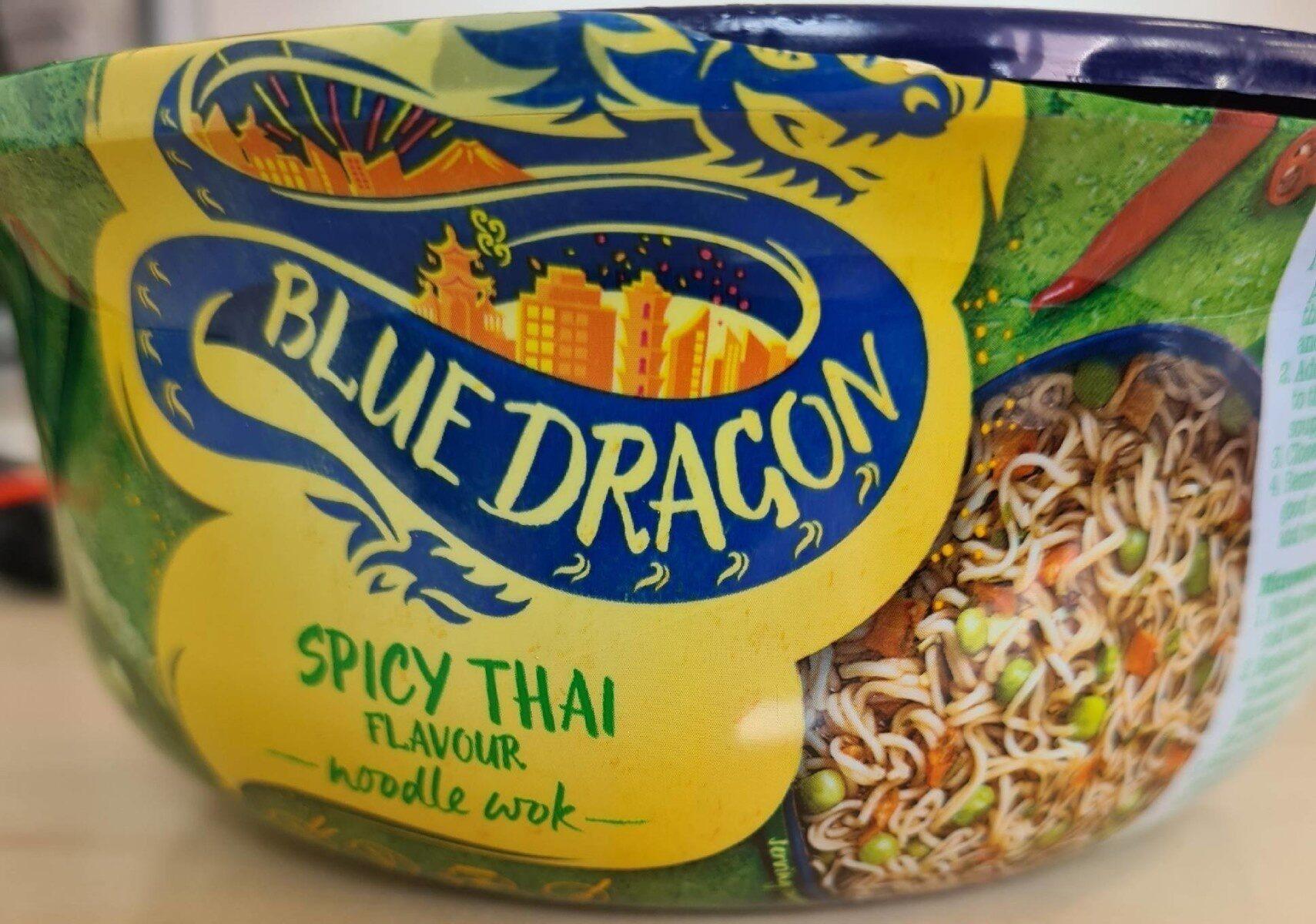 Spicy Thai flavour - Product - en