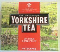 Yorkshire Tea - Product - en
