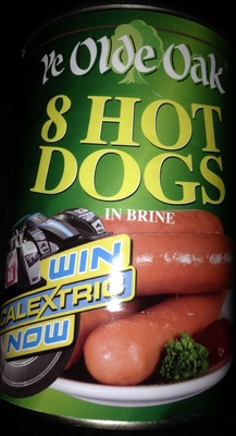 8 hot dogs - Product