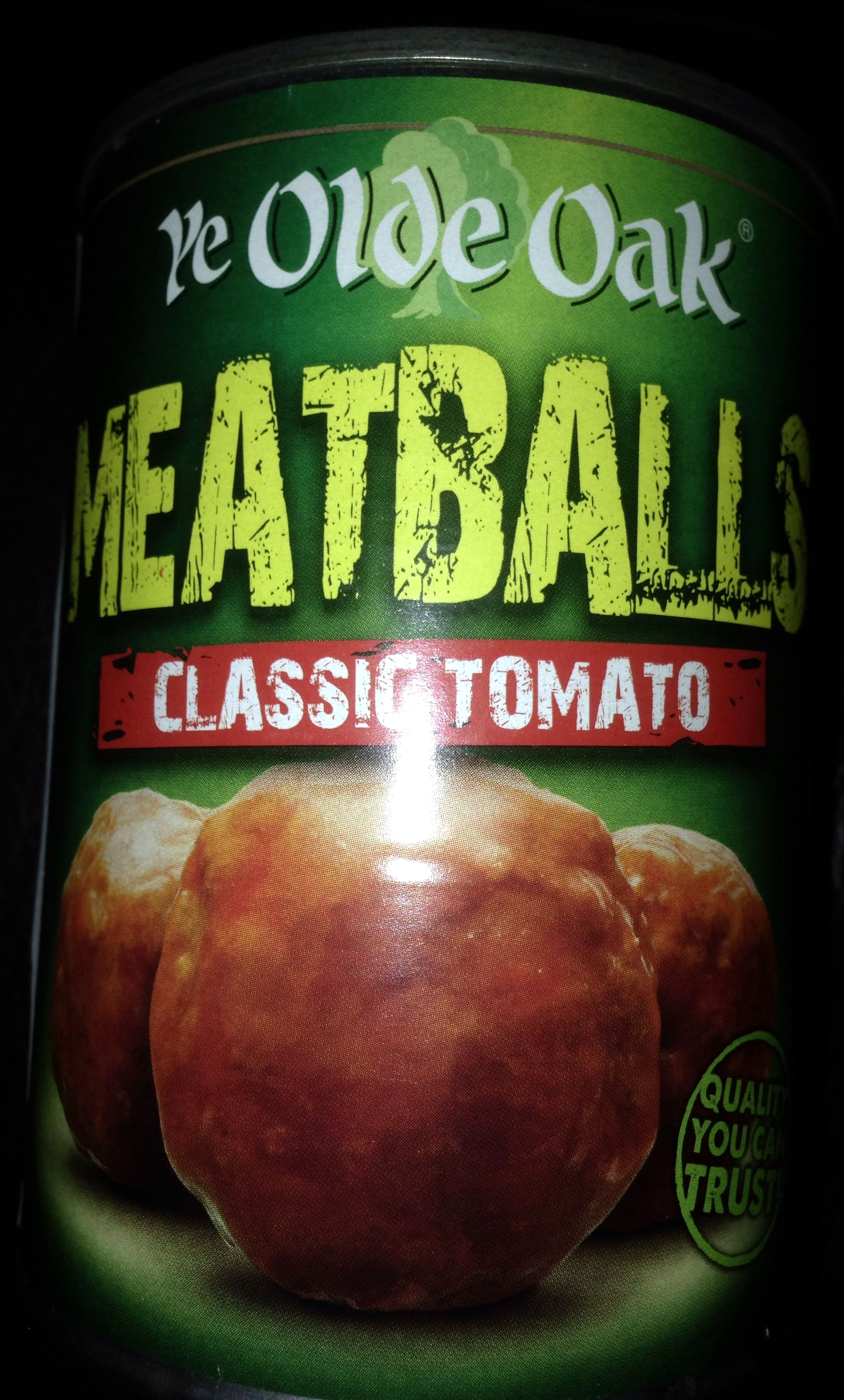 Meatballs - Product