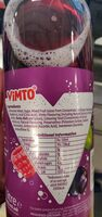 Vimto - Ingrediënten - en