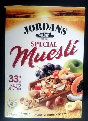 Spécial MUESLI - Product