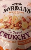 The Original Crunchy Tropical Fruits - Produit - fr