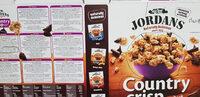 Crunchy muesli Dark Chocolate - Produit