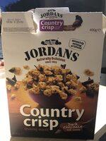 Country crisp cereales de desayuno con chocolate - Producte - es