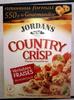 Country Crisp Véritables Fraises en Morceaux - Produit