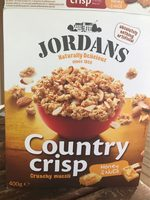 Country crisp honey and nuts - Producto - fr