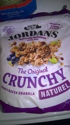 Jordans The Original Crunchy - Produit