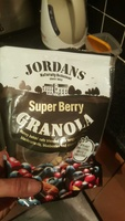 Super berry granola - Product - fr
