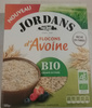 Flocons d'avoine bio grains entiers - Product
