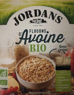 Flocon d'avoine - Product