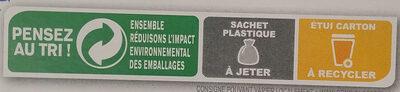 Flocons d'avoine - Instruction de recyclage et/ou informations d'emballage - fr