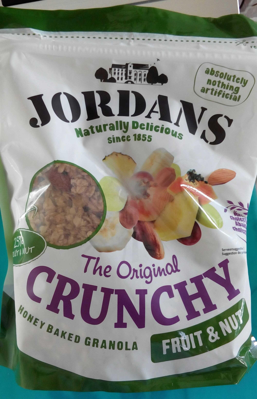 The original crunchy - 产品 - fr