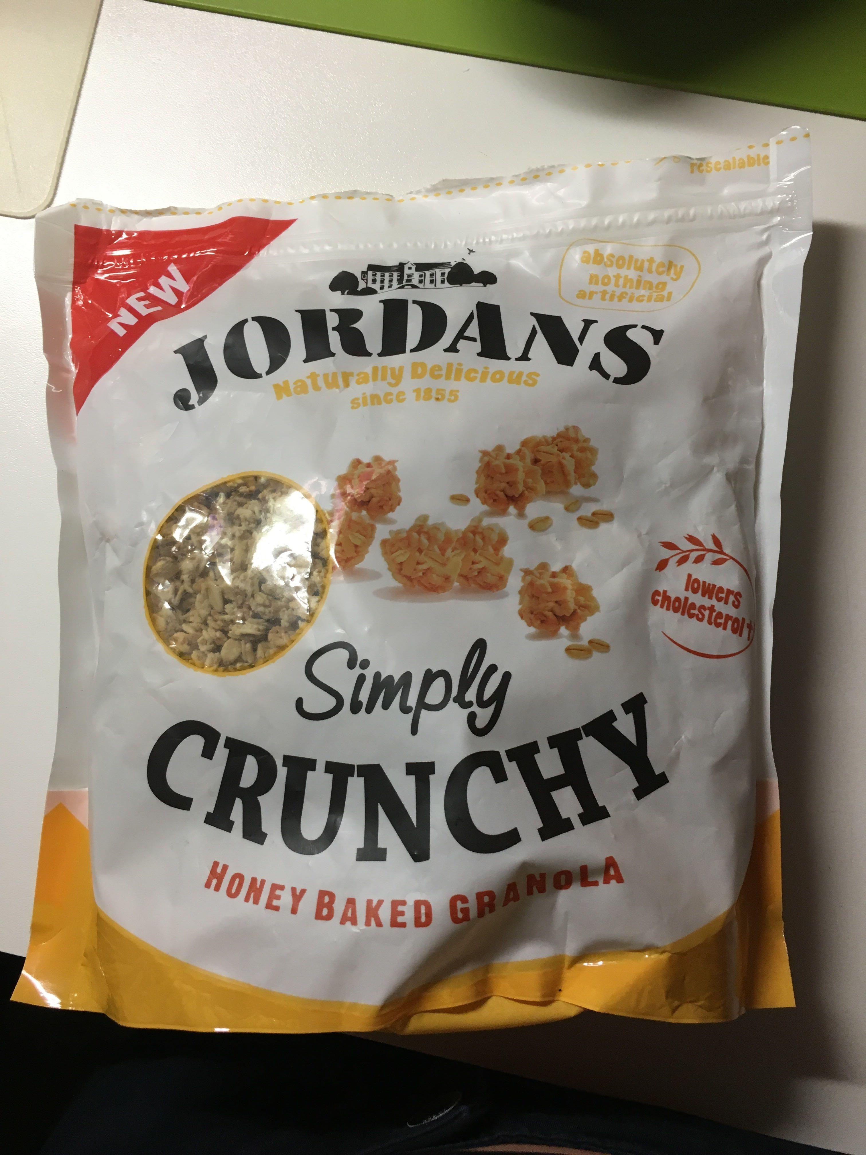 Simple Crunchy - Produit - fr