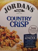 Country Crisp 4 Noix - Product - fr