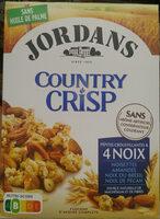 Country crisp 4 noix - Produit - fr