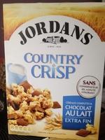 Country Crisp chocolat au lait - Produit - fr