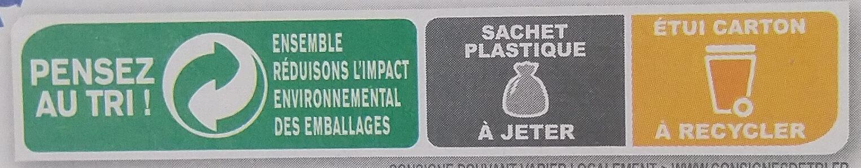 Country Crisp Fraises - Instruction de recyclage et/ou informations d'emballage - fr