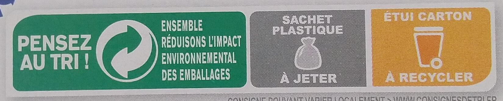 Country Crisp 3 Baies - Recyclinginstructies en / of verpakkingsinformatie - fr