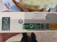 MUESLI BIO - Recycling instructions and/or packaging information - fr