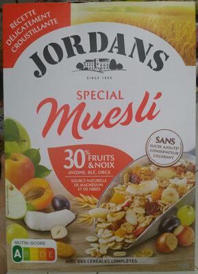 Special Muesli 30% fruits & noix céréales complètes - Prodotto - fr
