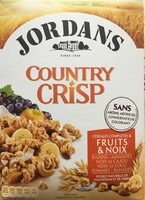 Country Crisp Fruits & Noix - Product - fr