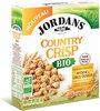 Country Crisp Bio -  Avoine & orge dorée - Produit