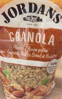 Granola aux amandes, noix du bresil et noisettes - Produit - fr