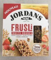 Frusli fruits rouges - Product - fr