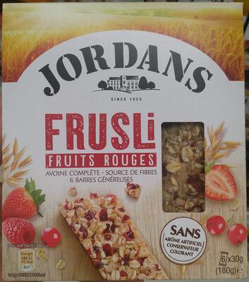 Frusli fruits rouges - Prodotto - fr