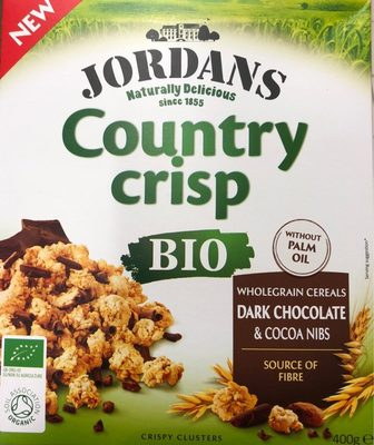 Country Crisp - Dark Chocolate & Cocoa Nibs - Product