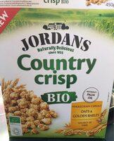 Muesli Oats & golden barley - Producto