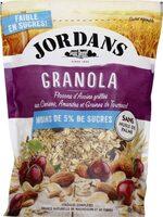 Granola Cerises, Amandes & Graines de tournesol - Produit - fr
