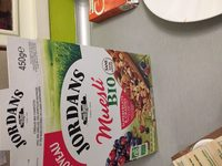 Muesli Bio Superfruits & Graines - Ingrédients