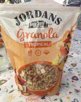 Granola tropical - Produit - en