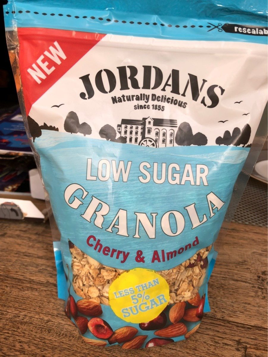 Granola Cherry & Almond - Product - fr