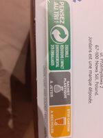 Muesli bio noix & graines - Istruzioni per il riciclaggio e/o informazioni sull'imballaggio - fr