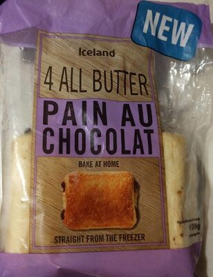 All Butter Pain Au Chocolate - Product - en