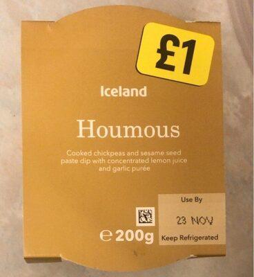 Houmous - Product - en